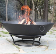"43""(110CM) Large heavy duty fire pit"